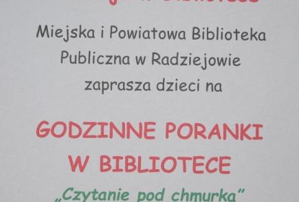 Biblioteka w Radziejowie